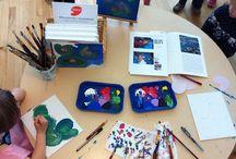 1st Grade France Week / by Caity McAleer