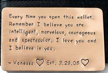 david wallet card