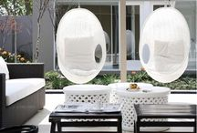 outdoor furniture/spaces / by Beck Strahorn