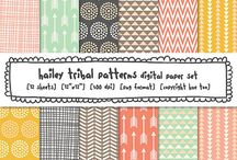 pattern / by Holly Elaine