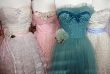 Vintage Prom Dresses / by Tina Razzell