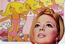 Sixties Art Project / by Laura Hill