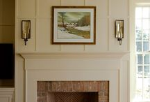 Mantles & Fireplaces