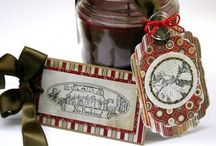 Gift Tags / by Laura Uptergrove Jones