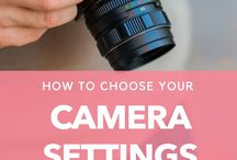 Learn camera settings