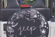 Jeep / by Audra