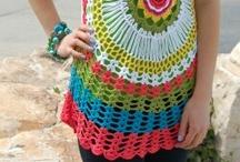 Háčkované a pletené oblečení