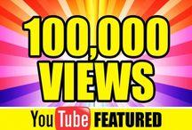 Youtube Views / 100,000 Youtube Views!