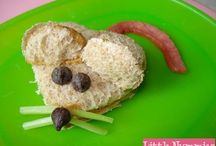 Fun and Funky Family Lunches / by Peta ~ Great Googa Moogas