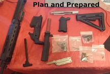 Firearms for Preppers