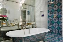Beautiful Bathrooms / For real-life inspiration, we've hand picked some of our favourite projects that are, quite simply, stunning….