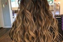 Cabelos / penteados