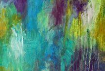 Коллекция цветовых сочетаний