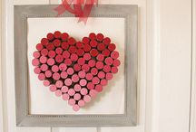 Valentine's DIYs from Solar Shield over-the-glass sunglasses / Valentine's DIY crafts