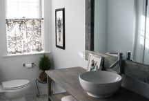 Bathrooms / by Sophia Shannon
