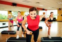 Group Fitness / Group fitness classes and instructors.