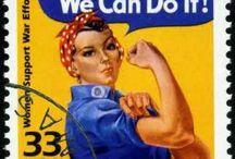women to power