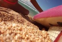 surf and sand / by Suzy Glowacz