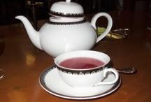 Α cup of tea,please.