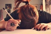 Studying and School