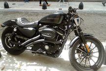 C.R.A.LIVE! / Capturas en VIVO de motos especiales.