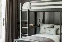 Dormitorio para jóvenes