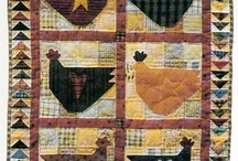 Quilting / by Linda Ahrens