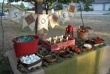 Graduation party ideas  / by Barb Nash Shanks