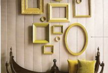 Picture frame decor
