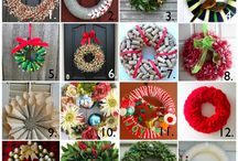 Wreaths  / by Christina Spurgers