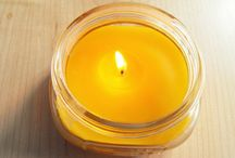 diy candles & air fresheners / by Rini Parks