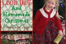 Leon Day~Halfway to Christmas~!