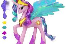 My Little Pony Toys / My Little Pony Cartoon Toys