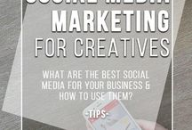 Social Media for Small Business / Social Media for Small Business with a focus on Pinterest and Instagram.