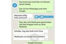 Whatsapp fails