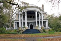 Historic homes / Victorian, colonial, Greek Revival homes / by Julie W