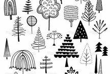 Doodles, drawings & paintings