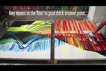 Arted Videos-random topics to show in class / by Donna Staten