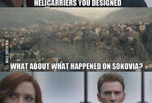 Marvel joks