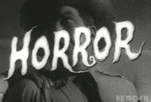 {}Vintage H O R R O R movie{}