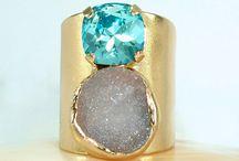 Jewellery pieces / by Karen Alford