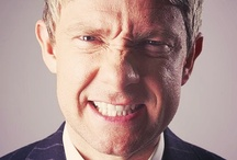 Cutes / Martin Freeman... And another guys... But mostly Martin ☺️