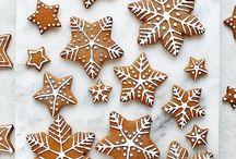 perníčky/Gingerbreads