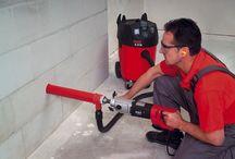 KAROT DELME MAKİNASI FLEX BHW 812 VV / Flex BHW 812 VV sulu el tipi karot delme makinası ile profesyonel karot delme işlemi yapılır.