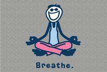 Unity through Yoga / by Angela Dyke