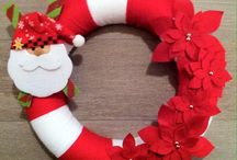 Christmas Wreath / Wreath for Christmas