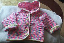 Baby crochet ideas