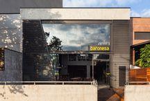 Bar Villa Baronesa - SP / Projeto de Arquitetura de Bar em São Paulo Fotos: Pedro Vannucchi