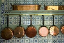 Kitchen Ideas / by Cathy Coker