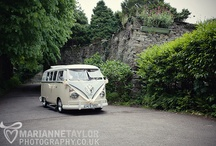 Wedding Transport Ideas / How to get to your wedding - most people go for cars it seems!